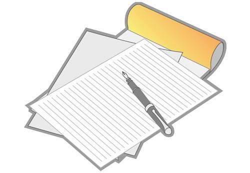 信纸印刷 ()